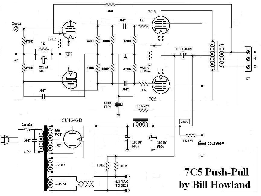 my first amplifier